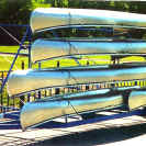CLP multi canoe trailer-menu