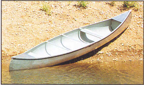 Michicraft B-17 Canoe