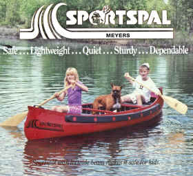 Sportspal Canoes Are Extremely Stable