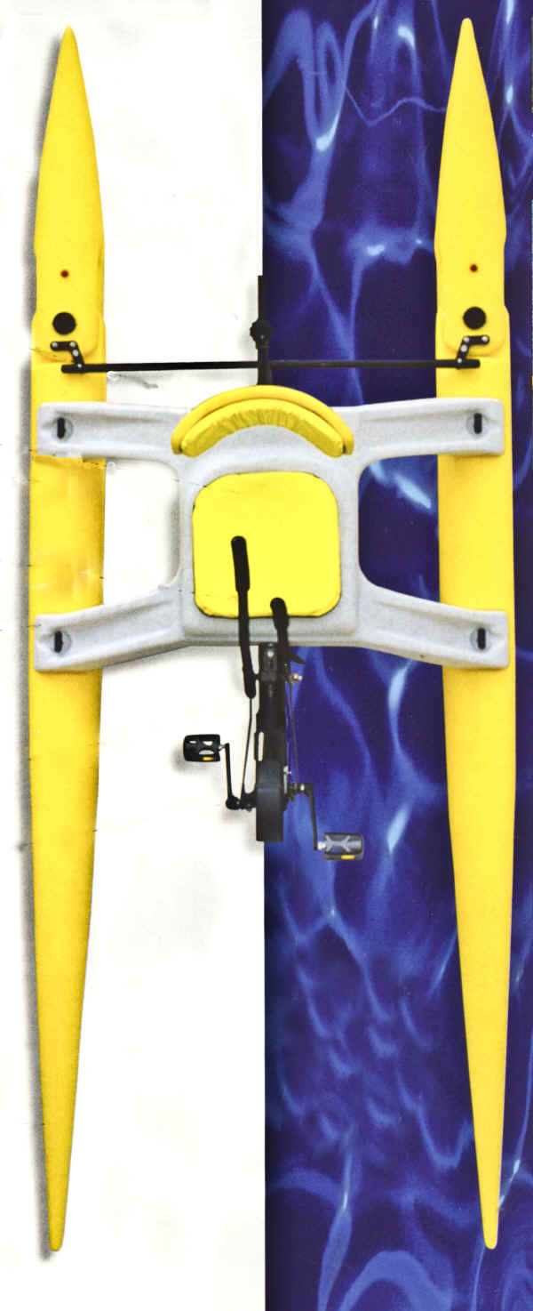 Water Bike Overview
